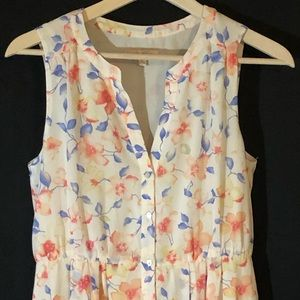 Skies Are Blue Dress Size Small
